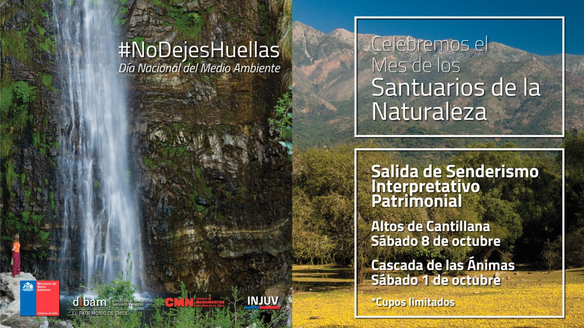 Imagen de CMN celebrara Mes de los Santuarios de la Naturaleza con visitas guiadas
