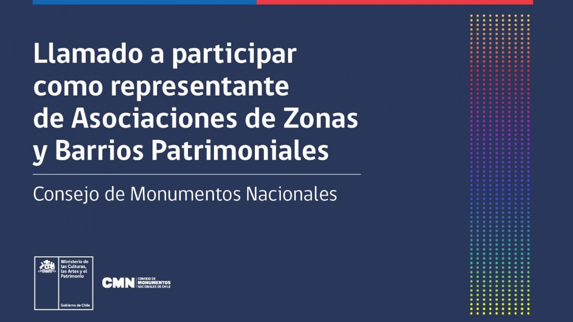 Imagen de Ministerio de las Culturas invita a asociaciones de zonas y barrios patrimoniales a participar en el Consejo de Monumentos Nacionales