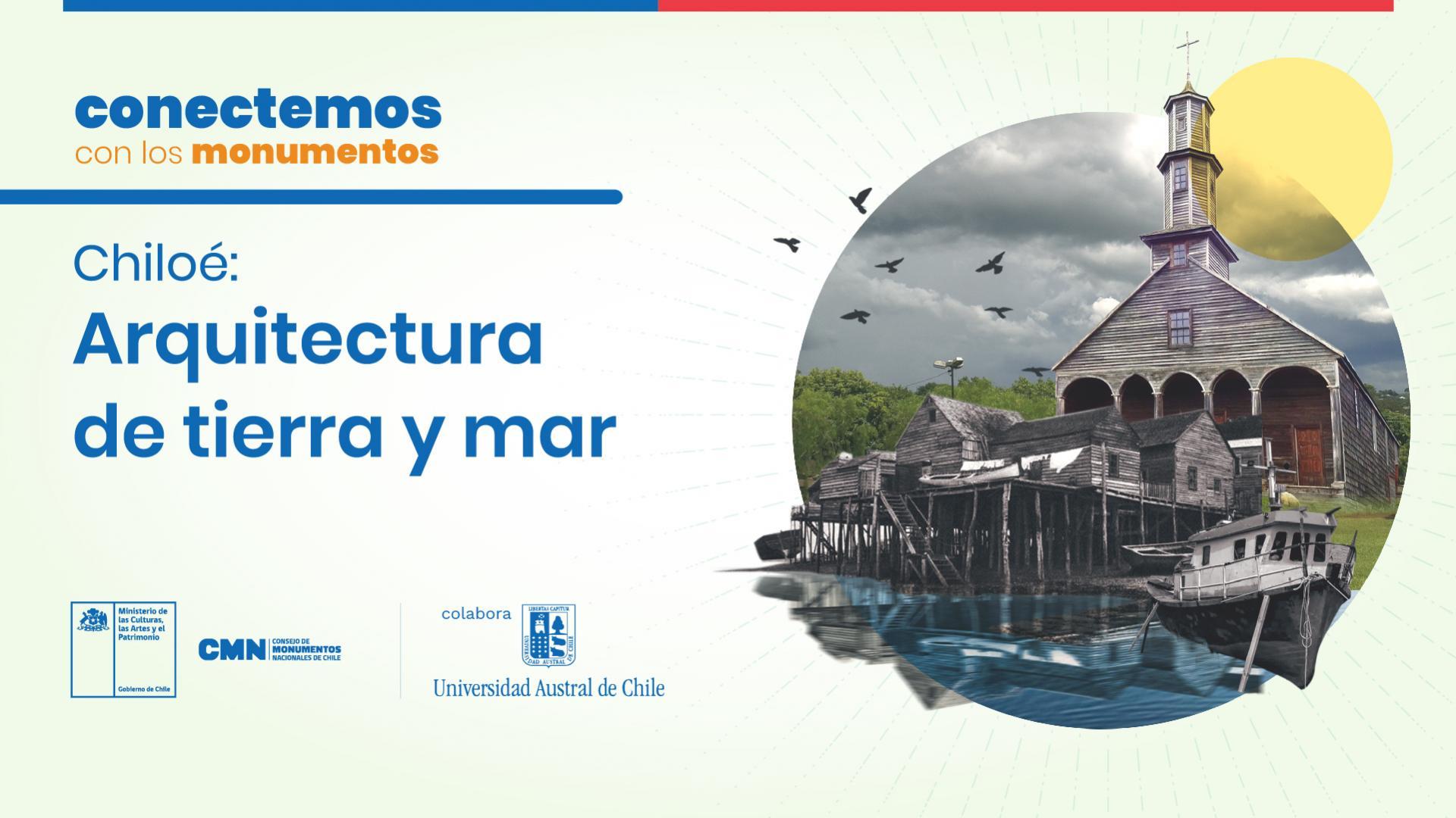 Imagen de Conectemos con los Monumentos: Chiloé
