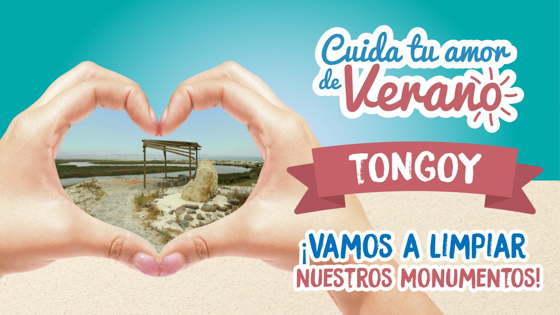 Imagen de Limpieza de sector Salinas chica - Tongoy