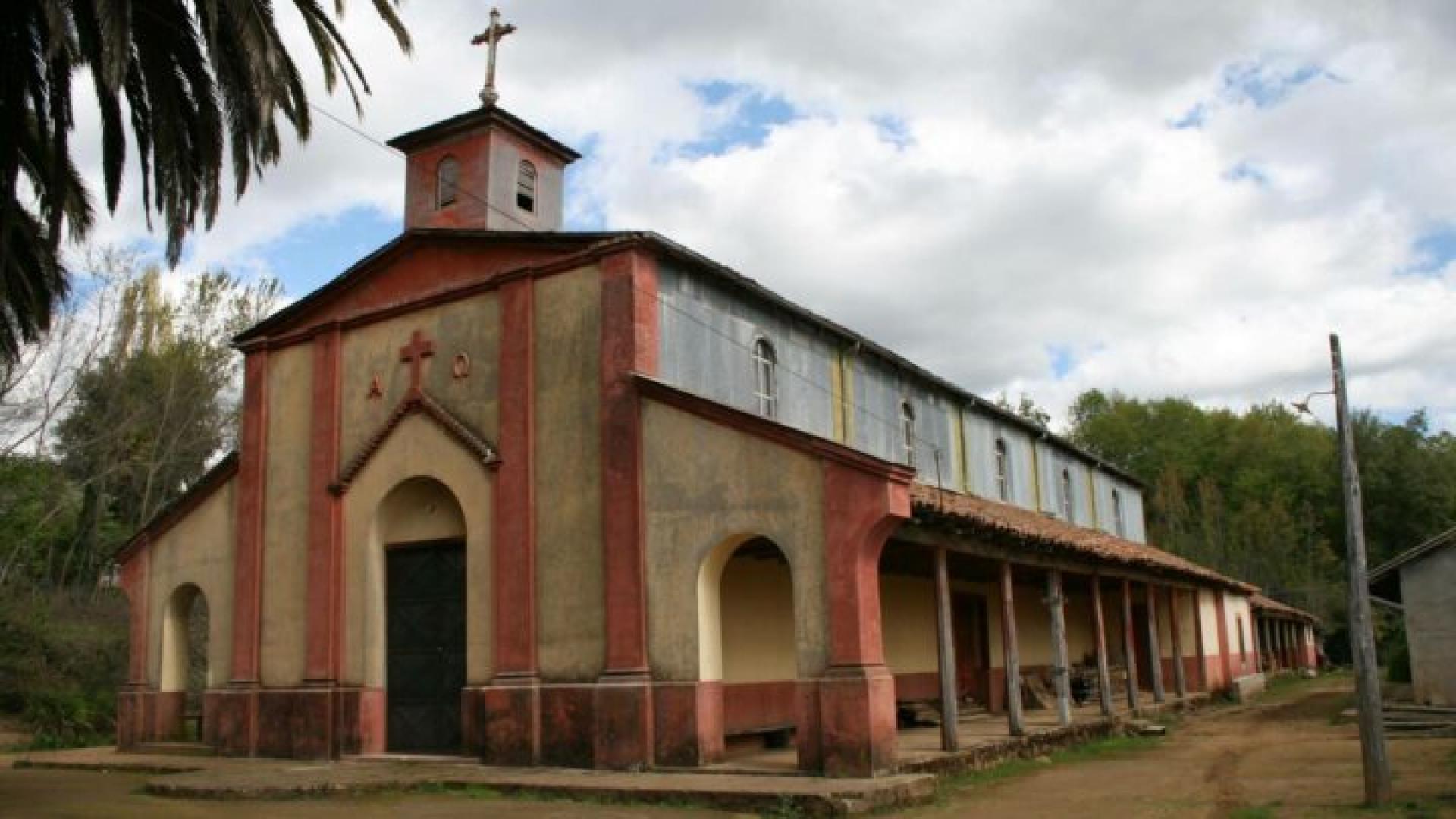 Imagen de Consejo de Monumentos Nacionales aprueba declaratoria de la Iglesia de Vilches como Monumento Histórico