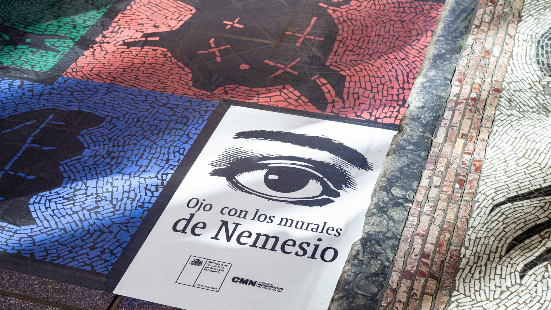 Imagen de Ministerio de las Culturas conmemora natalicio de Nemesio Antúnez con registro de muestra itinerante y diálogo en vivo sobre su obra