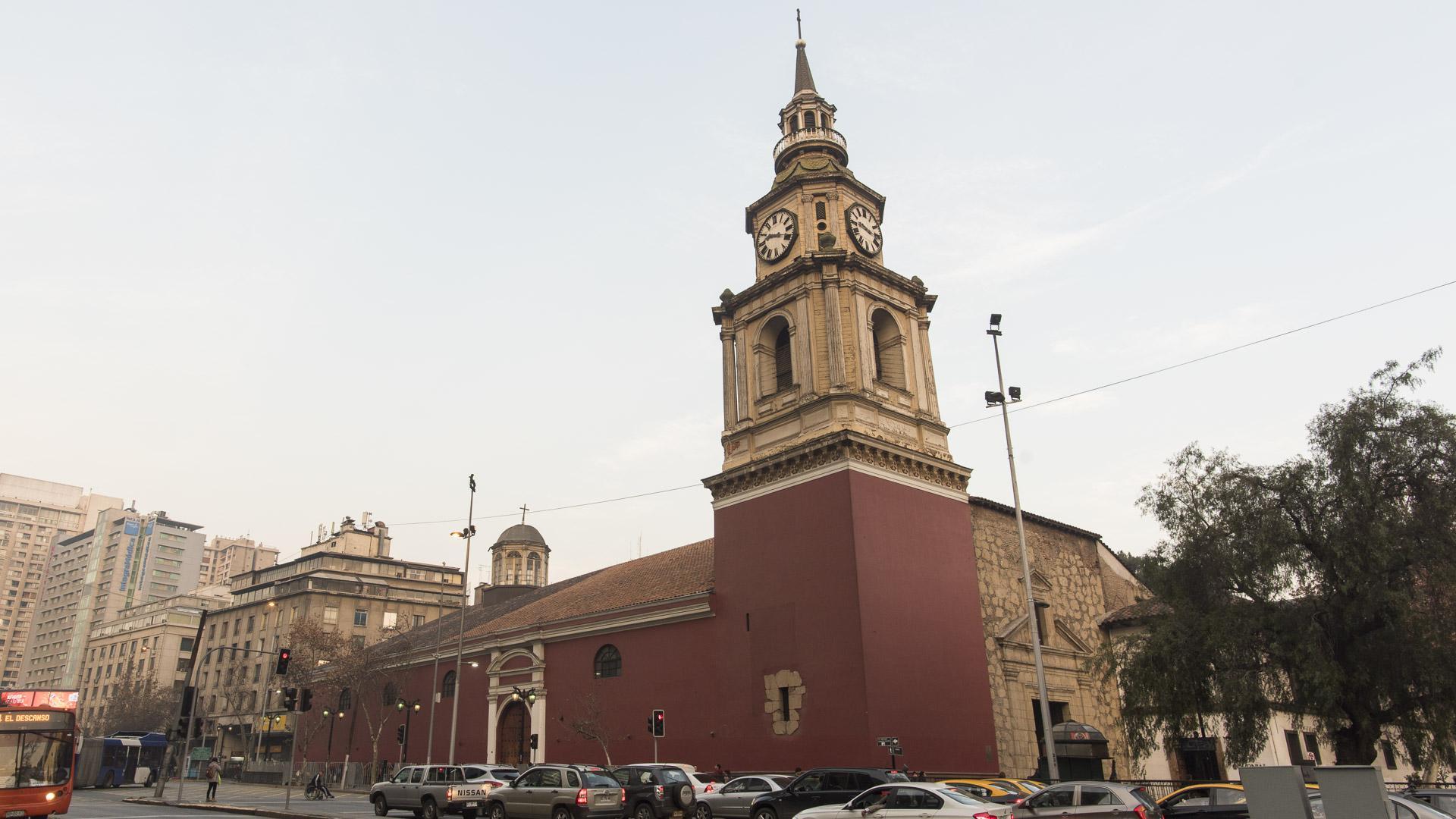 Imagen de Iglesia y Convento San Francisco de Santiago