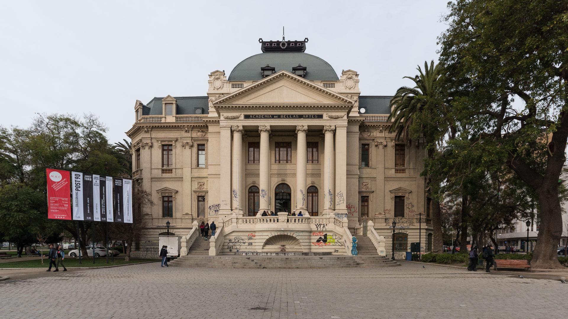 Imagen de CMN evalúa negativamente propuesta de nuevo Museo de Arte Contemporáneo en el Parque Forestal