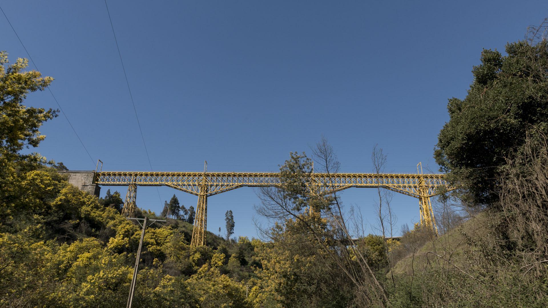 Imagen de Viaducto del Malleco