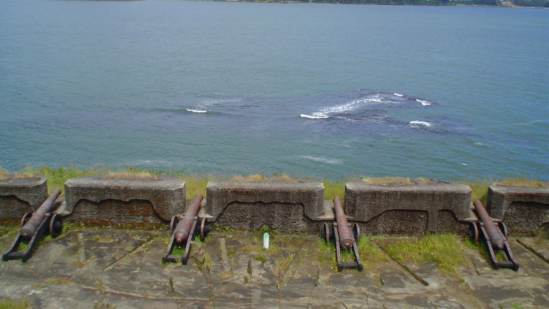 Imagen de Complejo Defensivo de Valdivia