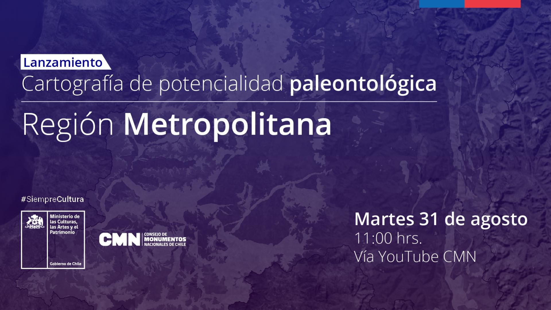 Imagen de Consejo de Monumentos Nacionales revelará el potencial paleontológico de la Región Metropolitana