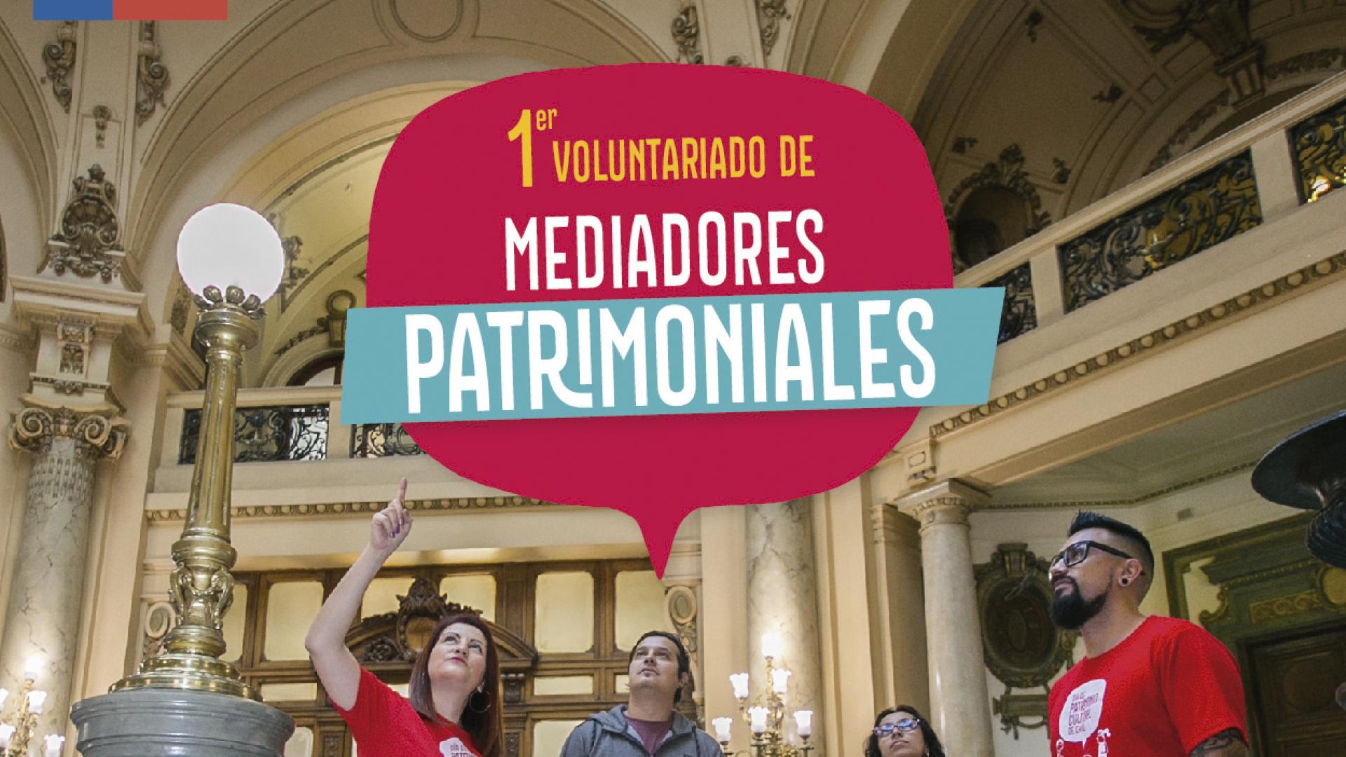 Imagen de Ministerio de las Culturas e INJUV te invitan a participar como voluntario en el Día del Patrimonio Cultural