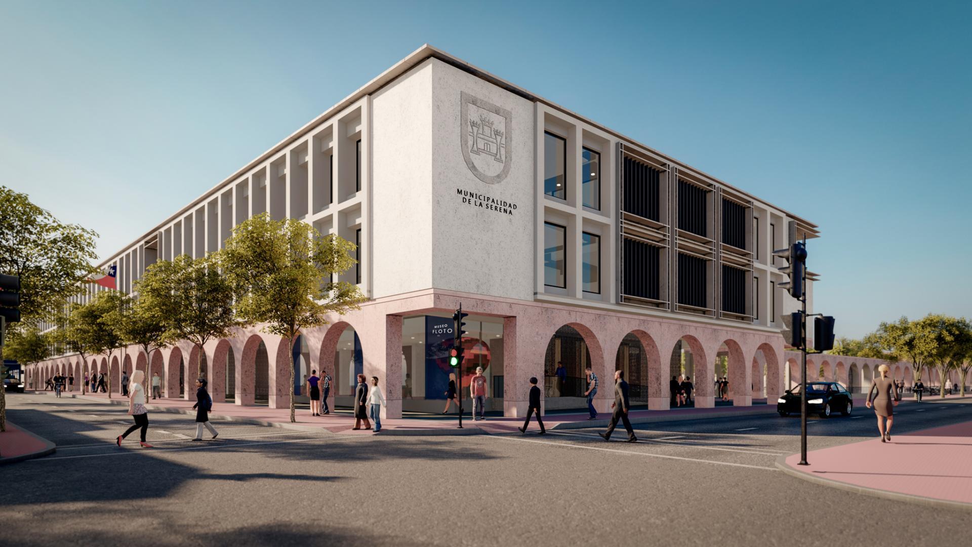 Imagen de Consejo de Monumentos aprueba diseño de nuevo Edificio Consistorial de La Serena
