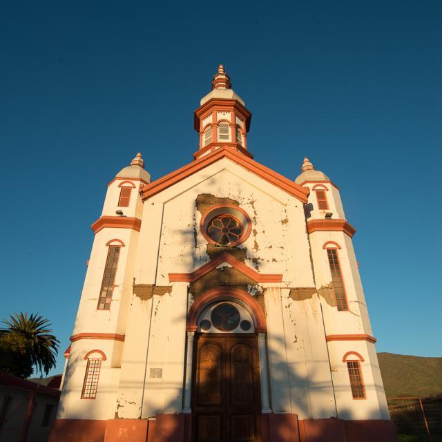 Imagen del monumento Iglesia del Niño Dios de Sotaquí