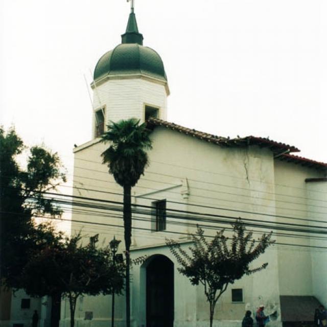 Imagen del monumento Iglesia de Rancagua