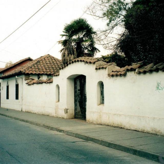 Imagen del monumento Inmueble ubicado en calle Estado N°685