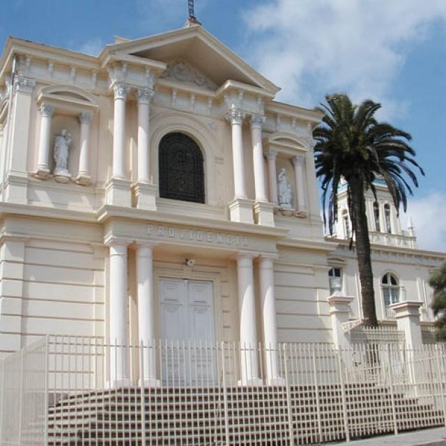 Imagen del monumento Capilla de la Casa de la Providencia