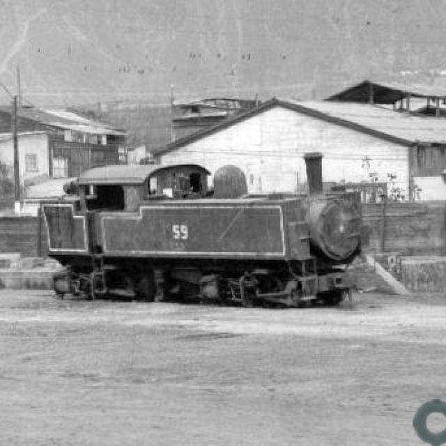 Imagen del monumento Recinto del ex ferrocarril salitrero de Taltal