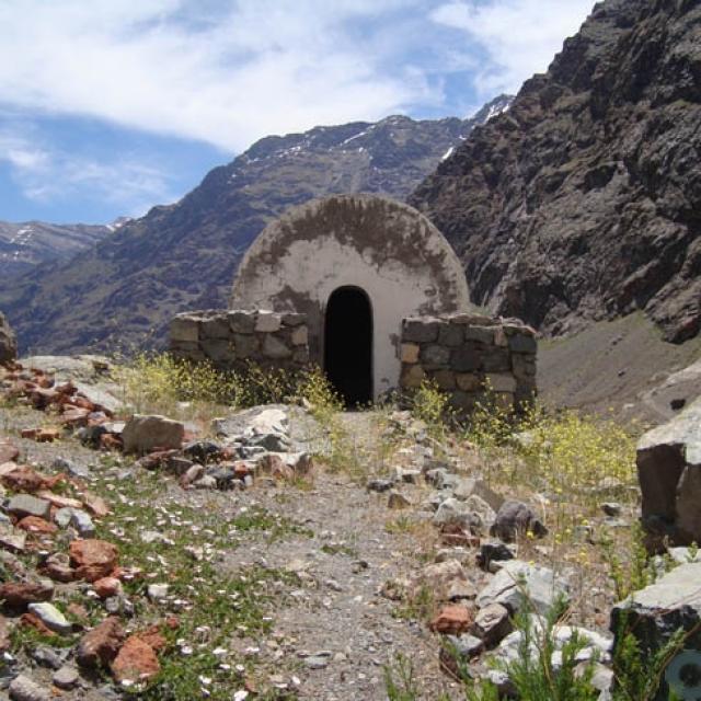 Imagen del monumento Refugio de Correos
