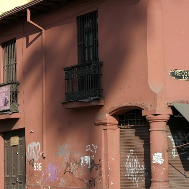 Imagen del monumento Casa del Pilar de Esquina