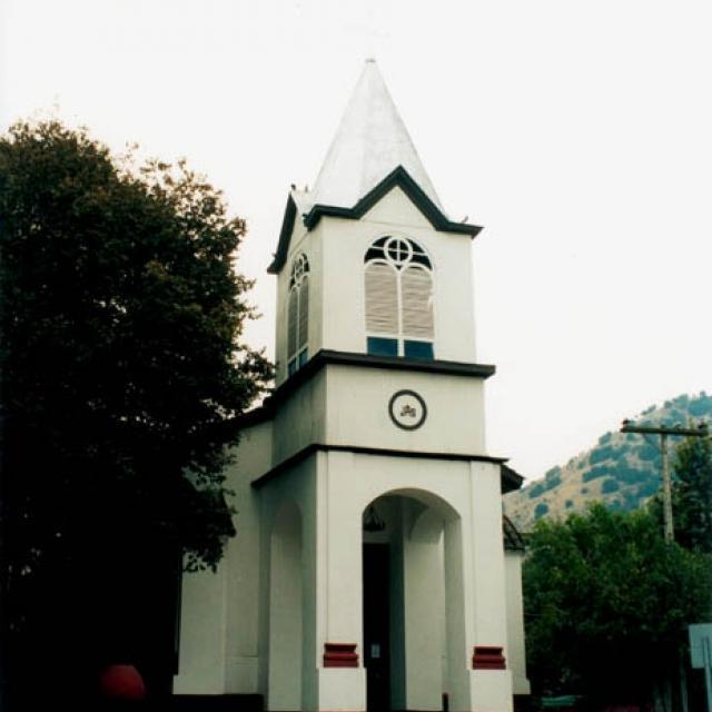 Imagen del monumento Iglesia de Guacarhue