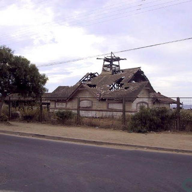Imagen del monumento El recinto de la Estación de Ferrocarriles de Cartagena