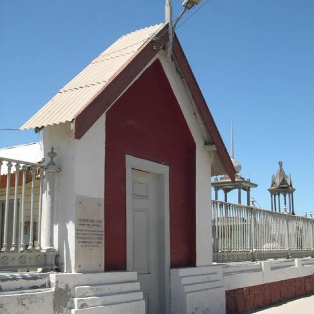 Imagen del monumento Cementerio Laico de Caldera