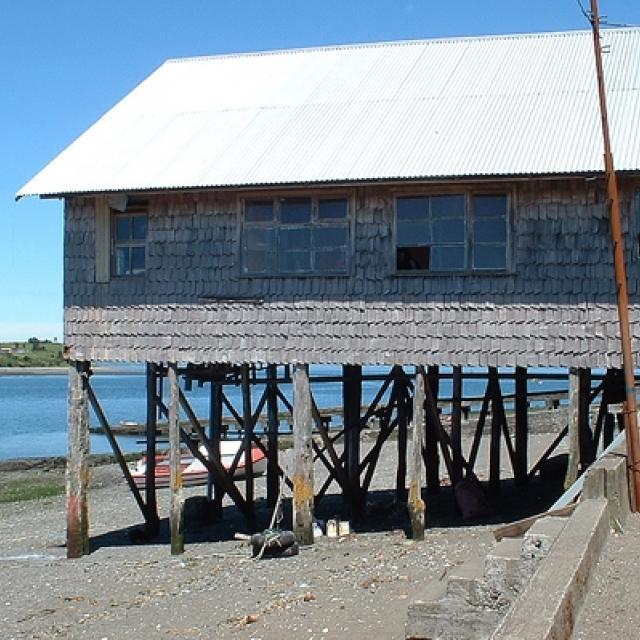Imagen del monumento Escuela de Mechuque