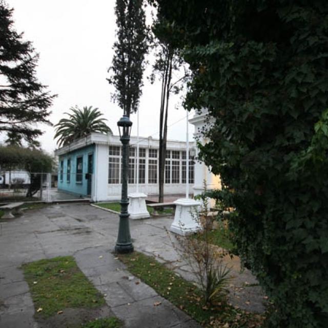 Imagen del monumento Edificio ubicado en Gran Avenida José Miguel Carrera Nº 8925, ex casa de la cultura de La Cisterna