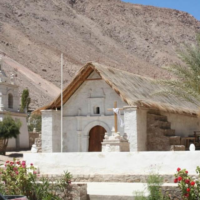 Imagen del monumento Iglesia de Guañacagua