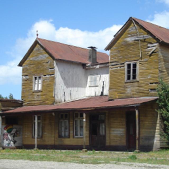 Imagen del monumento Estación de Collilelfu