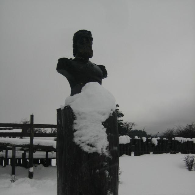 Imagen del monumento Santiago Bueras
