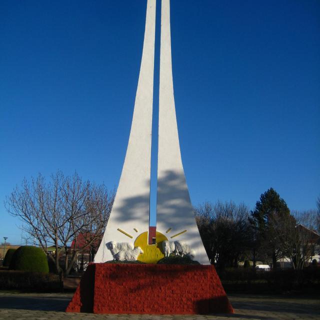 Imagen del monumento Un Monumento Para Porvenir