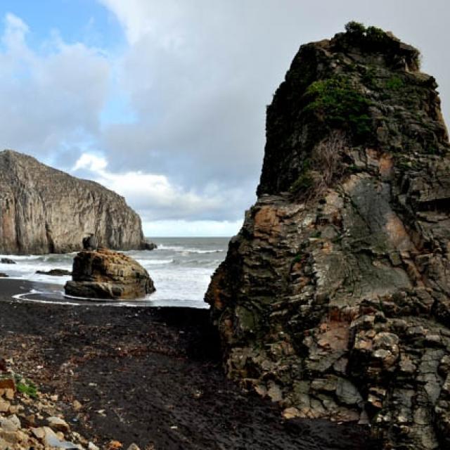 Imagen del monumento Las Rocas de Constitución