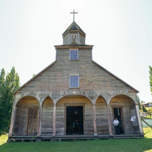 Imagen del monumento Iglesia de Ichuac
