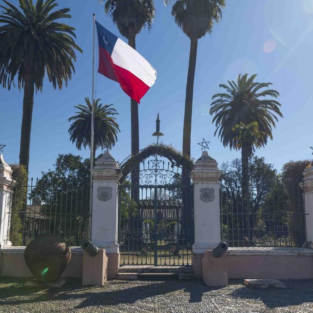 Imagen del monumento Casa Patronal, Capilla y dependencias contiguas de la Hacienda San José del Carmen El Huique