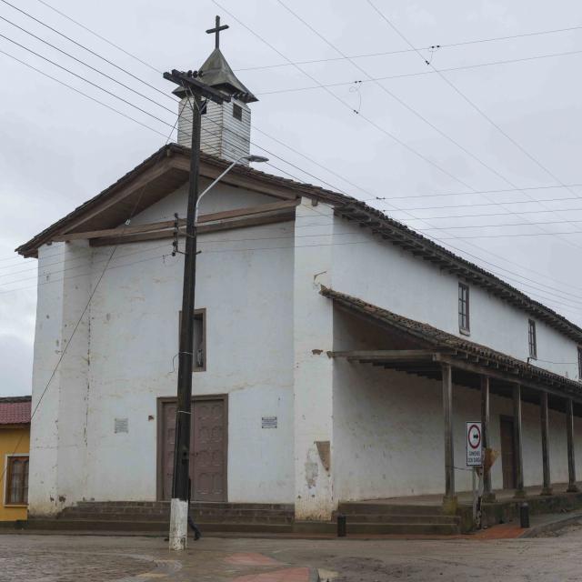 Imagen del monumento Iglesia parroquial de Nirivilo