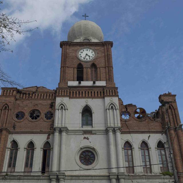 Imagen del monumento Iglesia de San Francisco y patio