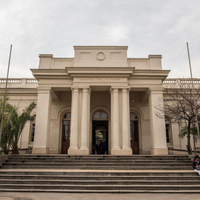 Imagen del monumento Edificio del Hospital del Salvador