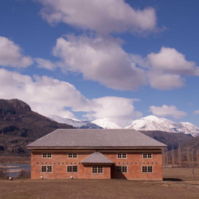 Imagen del monumento Escuela antigua de cerro Castillo