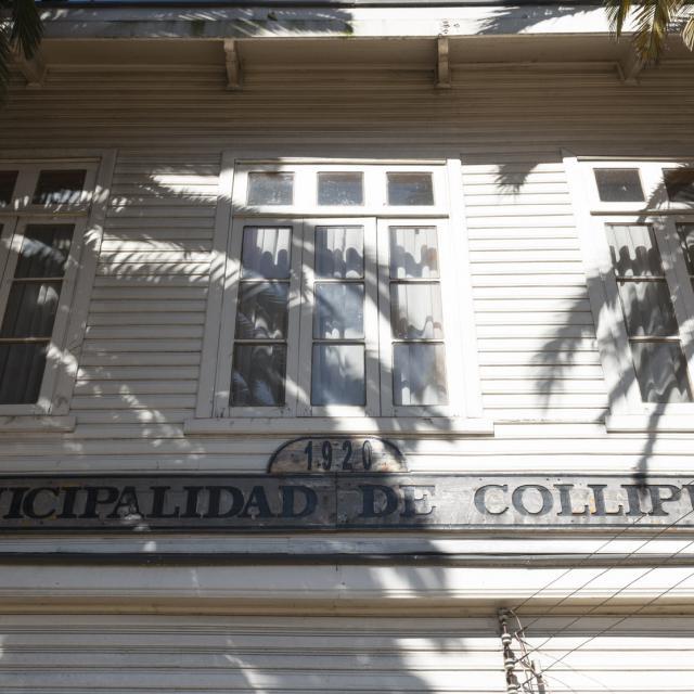 Imagen del monumento Edificio Consistorial de la Municipalidad de Collipulli