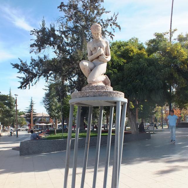Imagen del monumento Desnudo Femenino
