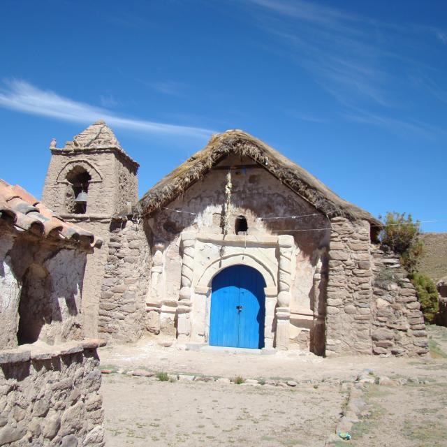 Imagen del monumento Iglesia de Mulluri