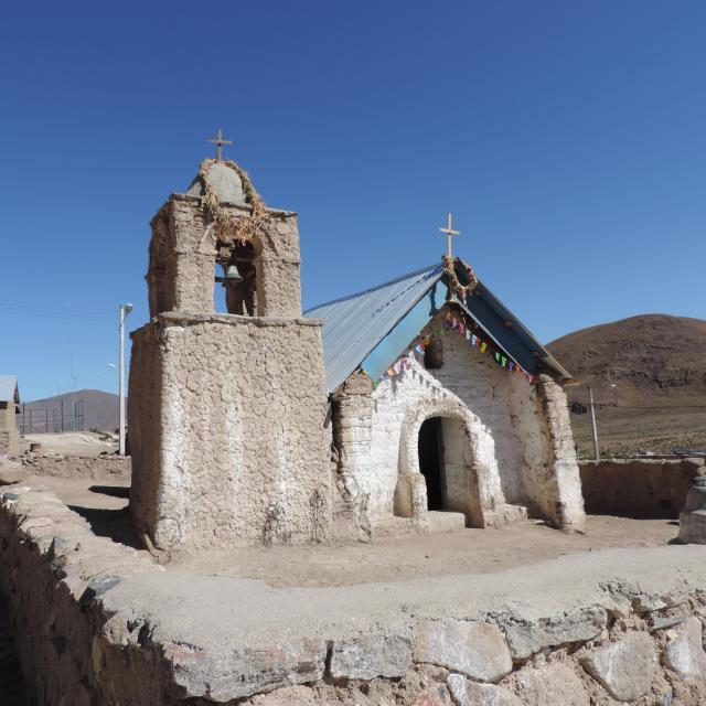 Imagen del monumento Iglesia de Parcohailla