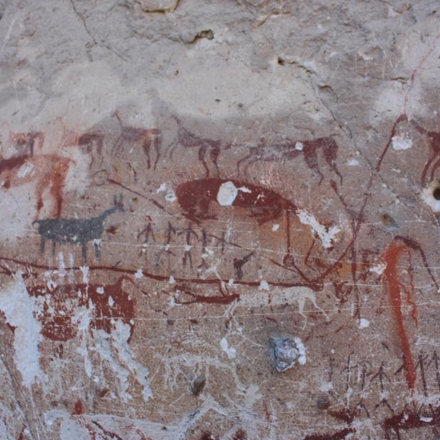 Imagen del monumento Pictografías de Vilacaurani