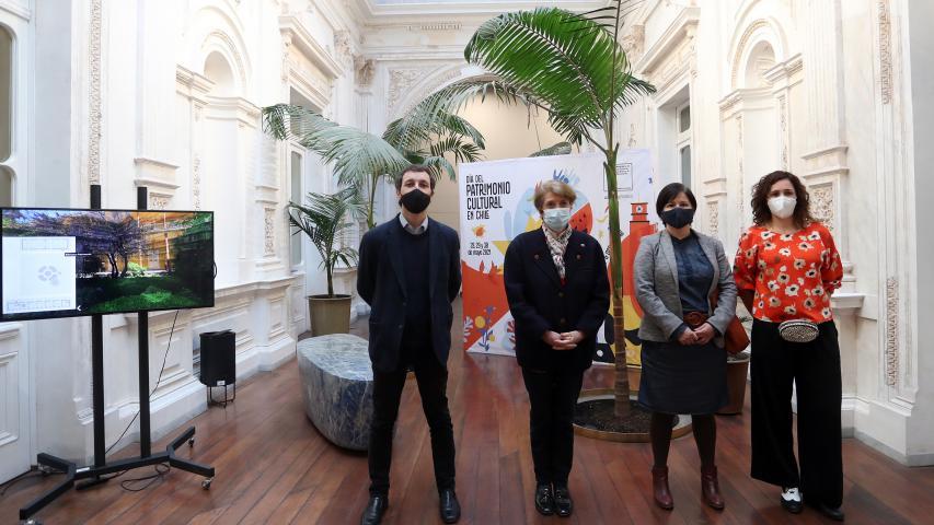 Imagen de Ministerio de las Culturas lanza el Día del Patrimonio Cultural 2021 con inscripción de actividades y recorridos virtuales