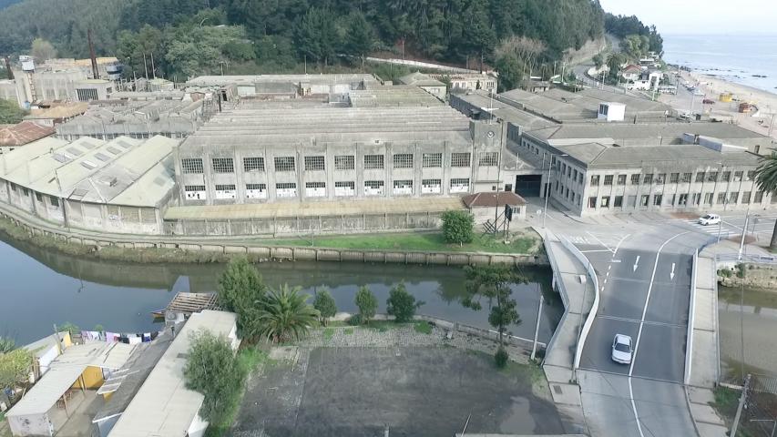 Imagen de La Fábrica Textil Bellavista Oveja Tomé es oficialmente Monumento Nacional