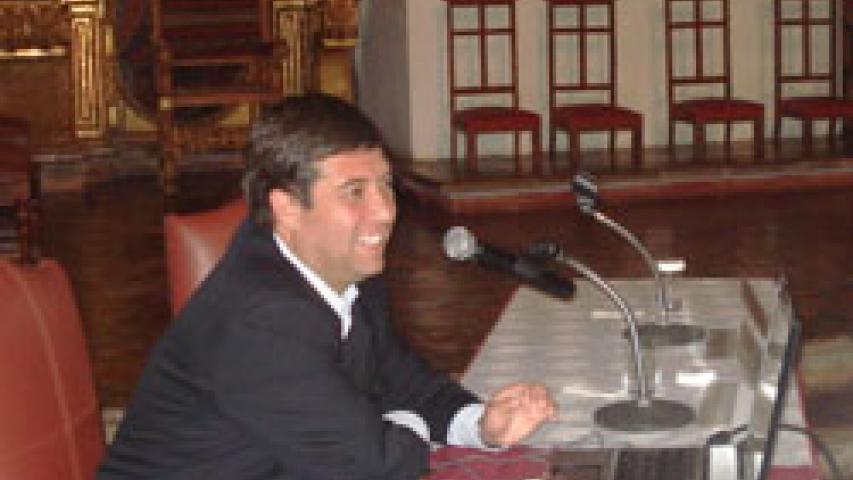 Imagen de EXPERTOS IBEROAMÉRICANOS DIALOGAN SOBRE PATRIMONIO MUNDIAL