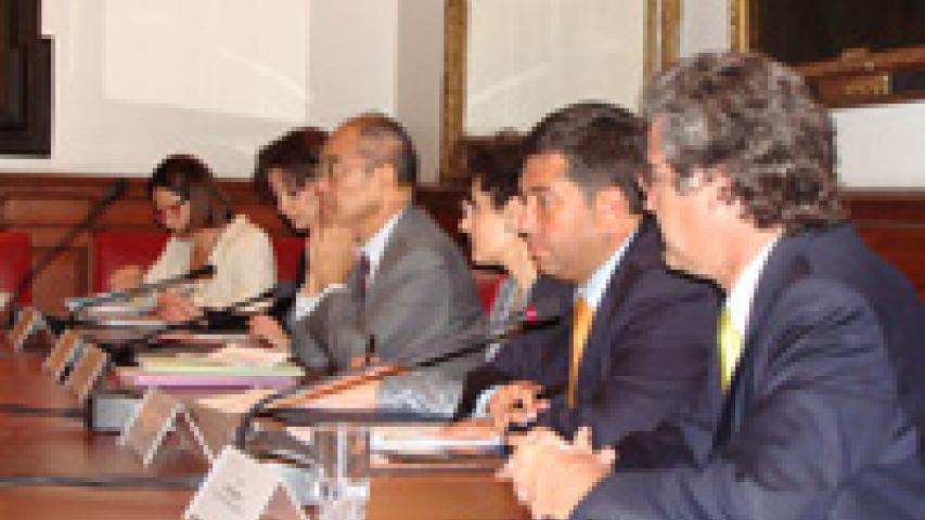 Imagen de DIRECTOR GENERAL DE LA UNESCO SE REÚNE CON ORGANISMOS ESTATALES LIGADOS A AL QUEHACER DEL ORGANISMO