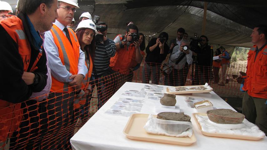 """Imagen de Consejo de Monumentos valora rescate arqueológico en sitio """"El Olivar"""", La Serena"""