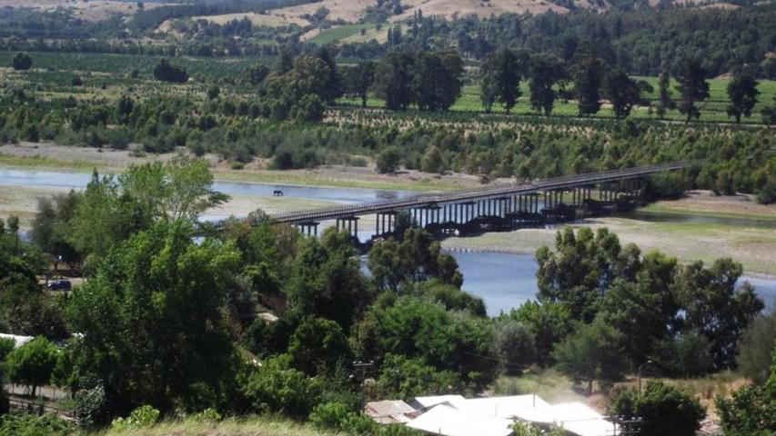 Imagen de Aprueban declaratoria como Monumento Histórico del Puente Confluencia en Biobío