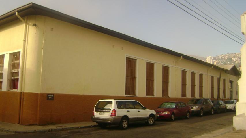 Imagen de Publicado decreto que consigna al Colegio Alemán de Valparaíso como Monumento Histórico.