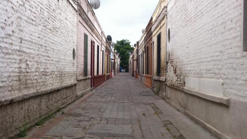 Imagen de Zona Típica Barrio Matta Sur es Monumento Nacional