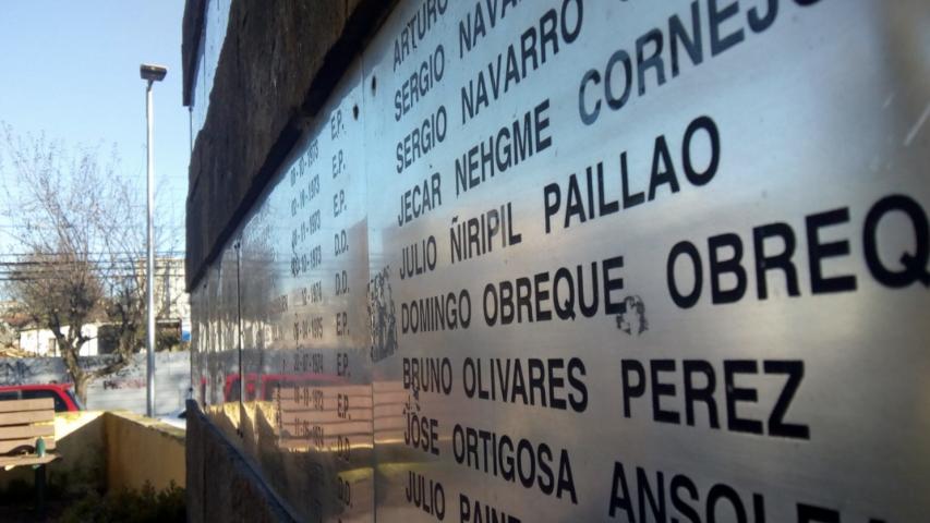 Imagen de Oficina Técnica Regional Araucanía del CMN invita a conversatorio sobre Derechos Humanos, a 20 años del Memorial del Parque para la Paz